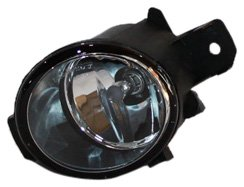 TYC 19-5916-00 Nissan Sentra Driver Side Replacement Fog Light ()