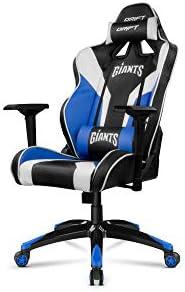 Drift Giants - DRGIANTS - Silla Gaming, Color Negro, Azul y Blanco ...