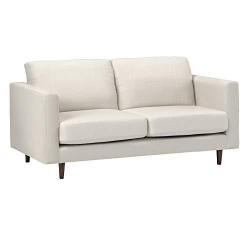 """Rivet Revolve Modern Sofa Bed, 70""""W, Linen"""