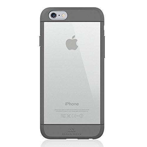 Blackrock 1010MTR03 Schutzhülle für Apple iPhone 6/6S grau/klar