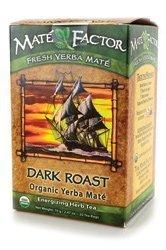- The Mate Factor Dark Roast Tea, 20 Bag by The Mate Factor