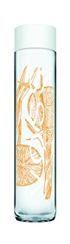 VOSS Artesian Sparkling Water, Tangerine Lemongrass, 375 ml Glass Bottles  (Pack of 12)
