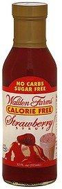 Walden Farms Syrup Cf Strwbry by Walden Farms