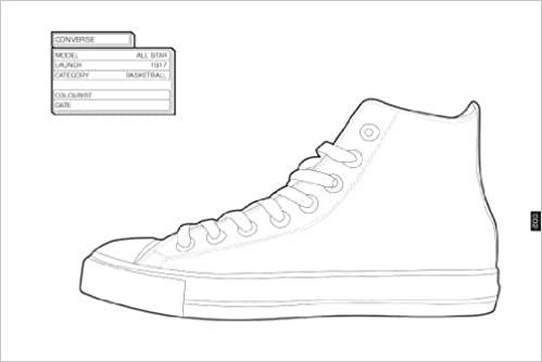 The Sneaker Coloring Book: Daniel Jarosch: Amazon.com: Books