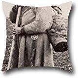 20 X 20 Inches / 50 By 50 Cm Oil Painting Lotten Von Düben - Portrait Of Eva Brita Mulka Née Granström Throw Pillow Case,both Sides Is Fit For Living Room,divan,lounge,girls,wedding,office