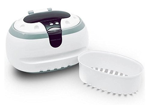 Yesker Professional Ultrasonic Jewelry Cleaner with Digital Timer