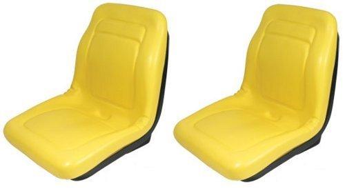 JOHN DEERE GATOR SEATS 2 X (TWO SEATS) AM129969 6X4 4X4 4X2 CX E TE TH TRAIL TURF