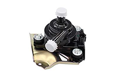 NewYall Engine Cooling Inverter Electric Water Pump w/Bracket