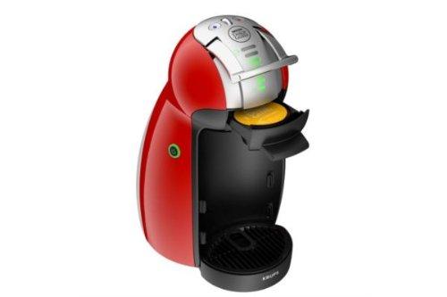 Krups YY1781FD Nescafe Dolce Gusto Genio - Cafetera de monodosis ...
