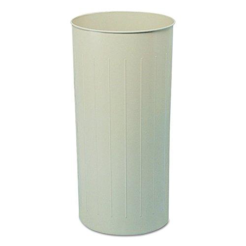80 Quart Round Wastebasket - 1