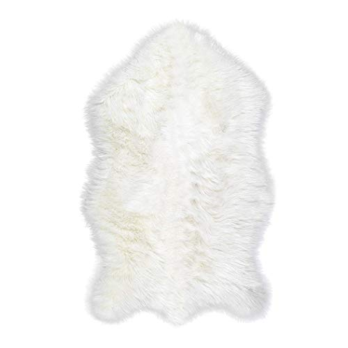 Fenido Faux Fur Sheepskin Rug