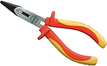 SUPER EGO SEH004500 - Alicate telefonos electricista aislada 1000V 160 mm: Amazon.es: Bricolaje y herramientas