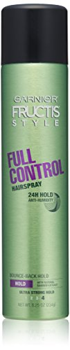 Garnier Fructis Control Hairspray Packaging