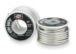 Solid Wire Solder, Lead Free, 430 F