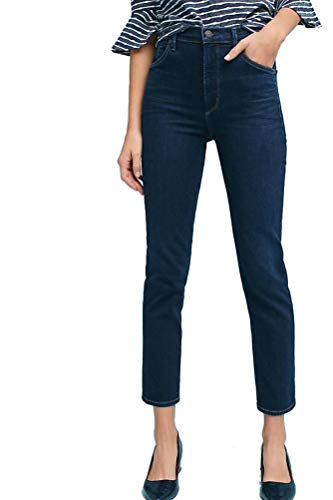 Of High Citizens Humanity Rise (Citizens of Humanity Anabella High-Rise Sculpt Straight Jean Sz 26 Anthropologie)