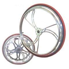 Y-360 SawBlade Wheels - 25 x 1