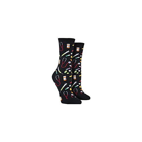Socksmith Womens' Novelty Crew Socks