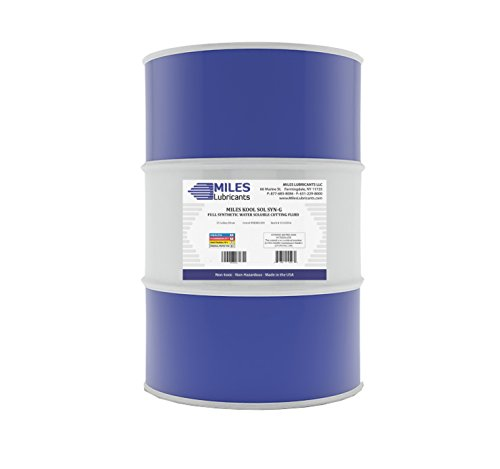 Miles Kool Sol Syn G Full Synthetic Water Soluble Cutting Fluid 55 Gal. Drum by MILES LUBRICANTS