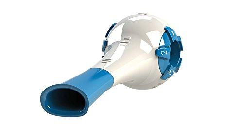 The Breather - Inspiratory / Expiratory Trainer - Breathing Training Exerciser