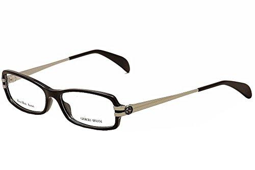 Giorgio Armani GA798 Eyeglasses - 0SF9 Black Ruthenium - 53mm