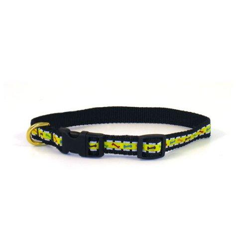 Mini Bones Dog Collar - Small (9-15L x 0.6W)