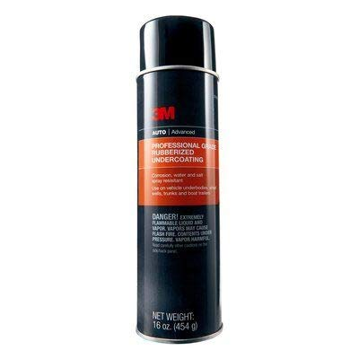 (3M 3584 Professional Grade Rubberized Undercoating 12 16oz Cans)