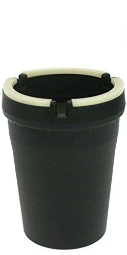 AD-19402- UNIVERSELLES KFZ Aschenbecher für Becherhalter Getränkehalter für alle Auto, PKW, LKW, Wohnmobil, Boot, Campingstuhl. INION® INION®