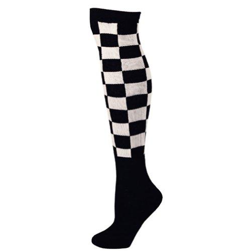 Checkered Socks ()