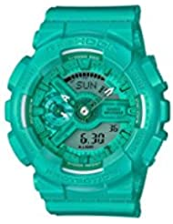 G-Shock GMAS-110VC Bright Vivid Series - Teal / One Size
