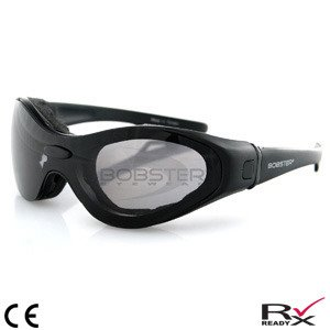 Bobster Spektrax Sunglasses (MATTE BLACK)