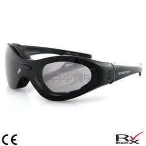 Bobster Spektrax Sunglasses (MATTE BLACK)