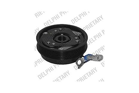 Delphi 0165015/0 Compresor De Aire Acondicionado: Amazon.es: Coche y moto