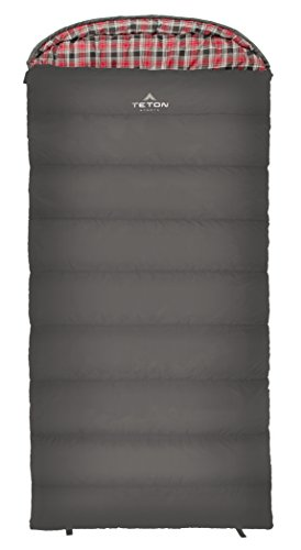 TETON Sports 102R Celsius XXL -18C/0F Sleeping Bag;