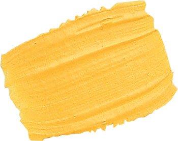 Golden Heavy Body Acrylic, 8 Ounce, Primary Yellow