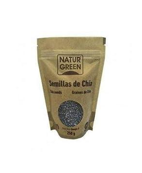 Semíllas de Chía. Orgánicas y con certificado ecológico. 250 ...