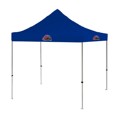 Mesa CC 9 ft x 9 ft Royal Tent 'Official Logo' by CollegeFanGear