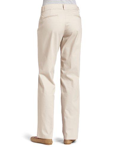 Dockers Women's Metro Trouser Pant, Sand,16