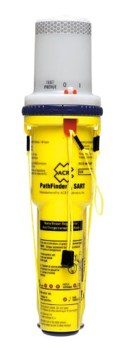ACR 2714.NH PathFinder3 NH SART Search and Rescue Radar Transponder with Non-Hazardous Batteries