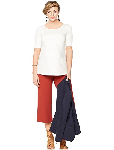 Secret Fit Belly Cropped Pant - 4