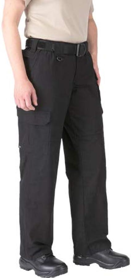 Amazon Com 5 11 Pantalones Tacticos De Trabajo Militares Para Mujer Lona De Algodon Cintura Autoajustable Estilo 64358 Clothing