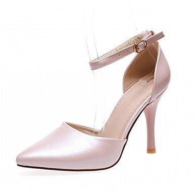 Zormey Women'S Heels Spring Summer Fall Winter Comfort Novelty Pu Synthetic Wedding Office &Amp; Career Party &Amp; Evening Dress Casual Stiletto Heel US3.5 / EU35 / UK2.5Big Kids