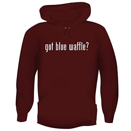 One Legging it Around got Blue Waffle? -