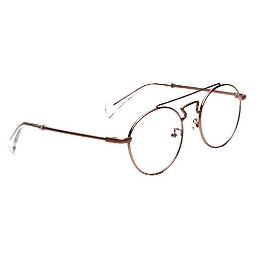 Lunettes Unisexe Protection Magideal Spectacles Rétro Vintage Goggles Rond De Soleil Uv Rose pxWqTR