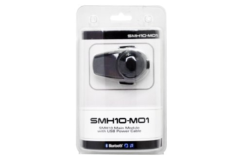 Sena SMH10-M01 Replacement Main Module with USB Power Cable for SMH10 Bluetooth Headset by Sena