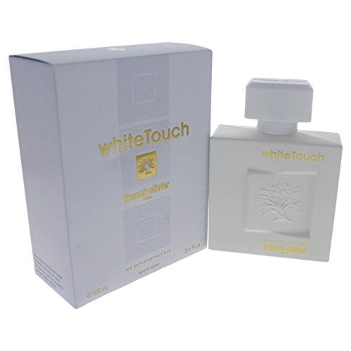 Franck Olivier White Touch For - perfumes for women , Eau De Parfum- 100 ml