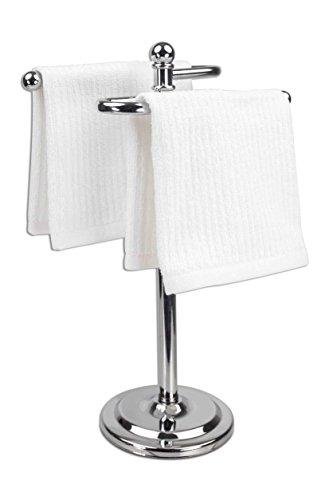 hand towel countertop holder - 9