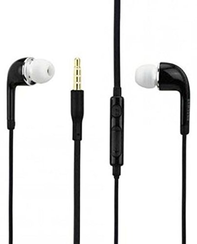 Samsung 3.5mm Original OEM EO-EG900BB Stereo Headset - Non-Retail Packaging - Black