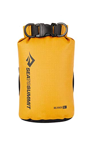 Sea to Summit Big River Dry Bag,Yellow,3-Liter