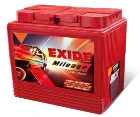 Exide FMI0-MI35R Mileage 12V 35Ah Front Car Battery