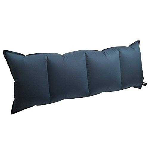 Featherlight Travel Inflatable Ultra Light Body Pillow/Leg Bolster- Proven Relief for Side Sleepers On The Go